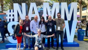 MLC at NAMM 2020